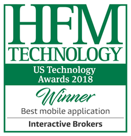 2018 HFM Week US Hedge Fund Services Awards - Best Mobile Application
