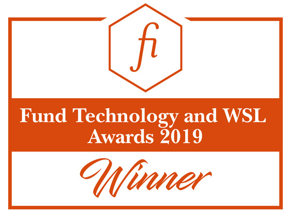Winner 2019 Fund Technology and WSJ Awards - Best Broker-Dealer Futures