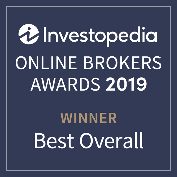 Investropedia Best Overall Broker Awards